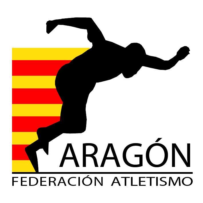 federacion aragonesa de atletismo logo
