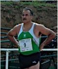Javier Hernández García Presidente de la Federación Aragonesa de Atletismo