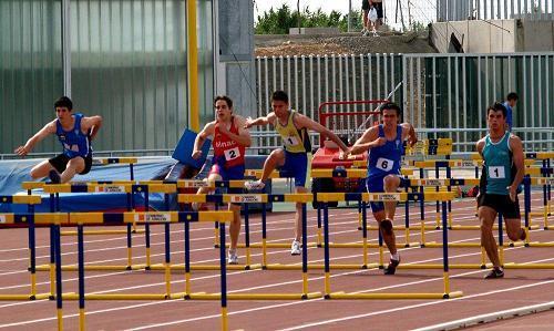 Atletas que continúan activos (marzo de 2011)...Toñín Balbaneda, Nicolás Ibáñez, Ricardo Marco