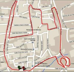 Circuito 5K Cariñena