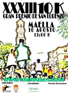 Cartel Maella 2015