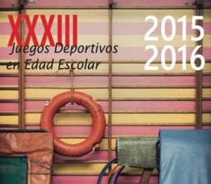 logo XXXIII JJDD...2015.16