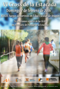 Cartel Cross Estacada 2016