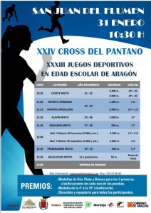 Cartel Cross Pantano 2016