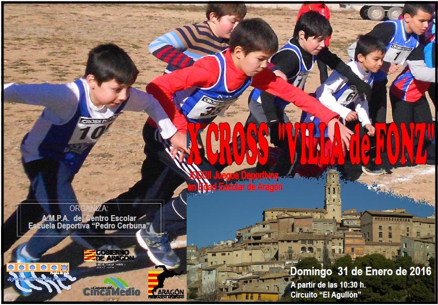 X CROSS VILLA DE FONZ