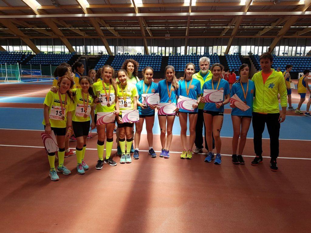 Div Atlmo…doble podio Aragón