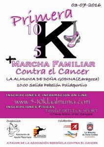 Cartel 5-10 La Almunia