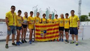 Infantiles Scorpio, Valladolid 2016, Cto RFEA individual