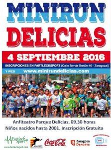 Cartel Minirun Delicias-2