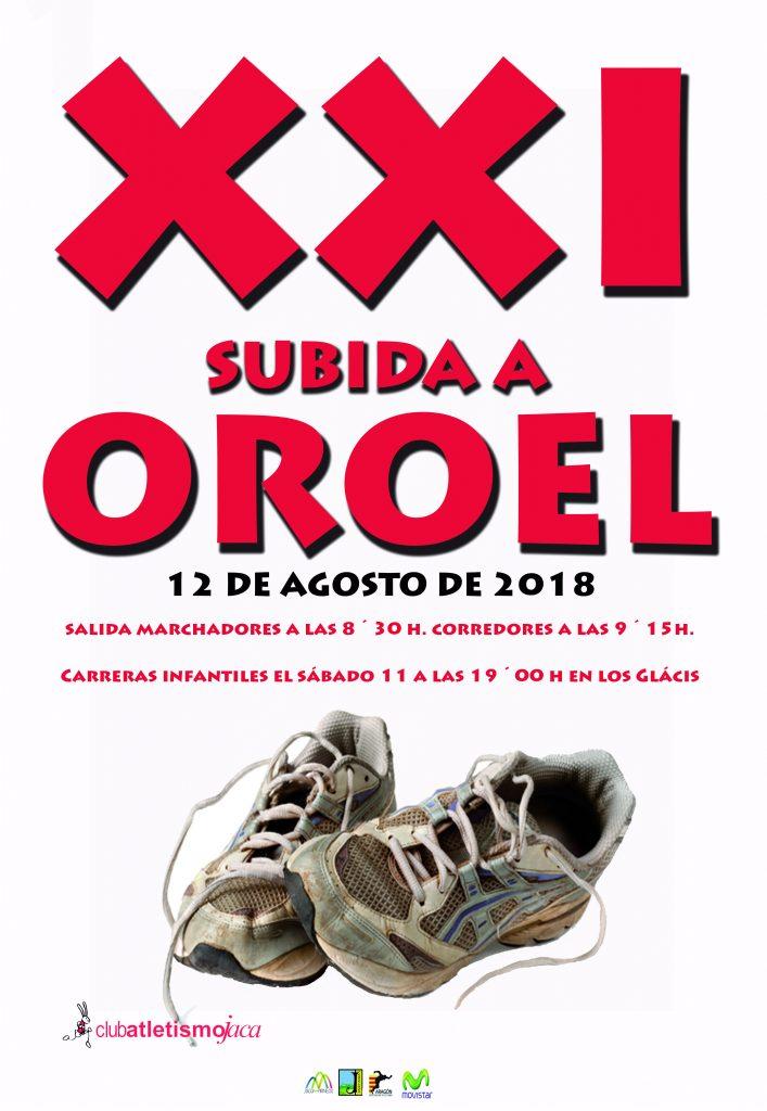 CARTEL OROEL 2018