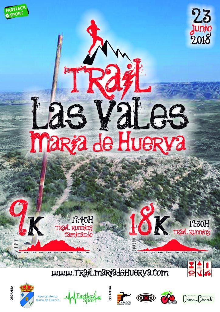 Trail Les Vales