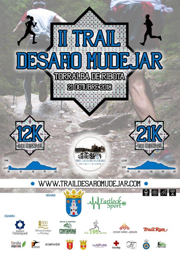 Trail Desafio Mudejar Organiza y Colabora-web