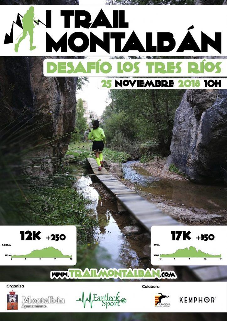 Cartel Trail Montalban 2018web
